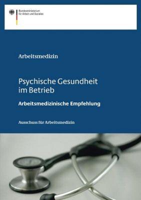 Psychische Gesundheit im Betrieb